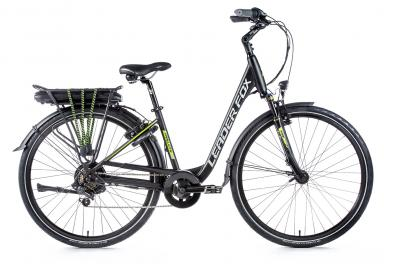 elektrobicykle---bicykel-s-elektropohonom-leader-fox-park-28--13ah-468wh-16-5---cierna-matna/-zelena