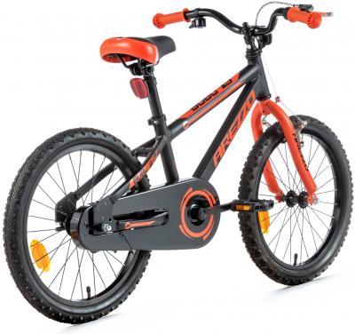 bicykel-detsky-arezzo-bubu-18---cierna/orange