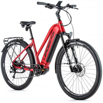 elektrobicykel---bicykel-s-elektropohonom-leader-fox-bend-damsky-28--,-20ah,-720wh-16-5---cervena/-cierna