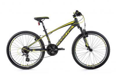 bicykel-detsky-leader-fox-spider-boy-24---siva-matna/-zlta