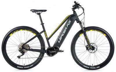 elektrobicykle---mtb-29--bicykel-s-elektropohonom-leader-fox-swan-damsky-36v/-16-ah,-570-wh,-bafang-modest-16-5---cierna-matna/zlta